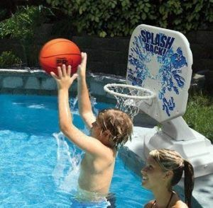 Poolmaster 72820 Splashback Poolside Basketball Game review