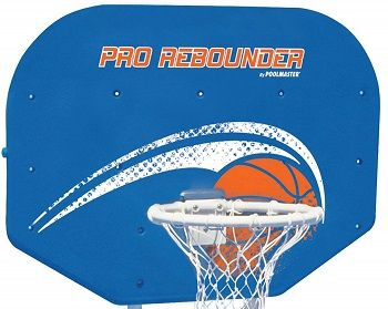 Poolmaster Pro Rebounder Poolside Basketball Game review