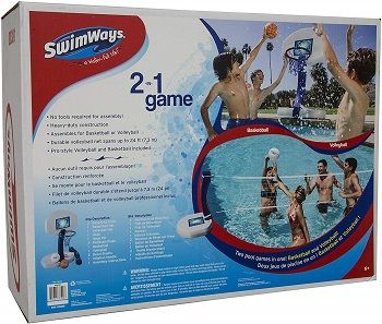 SwimWays 2 in 1 Game review