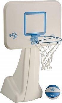 Dunnrite Poolsport Pool Basketball Hoop review