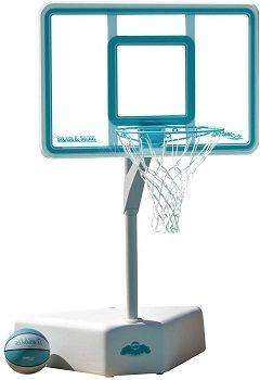 Dunnrite Splash And Shoot Pool Basketball Hoop (Clear) Version