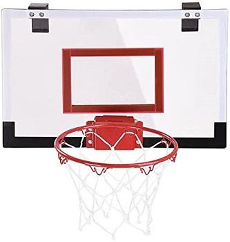 Ampersand Shops Indoor Active Sports Basketball Hoop
