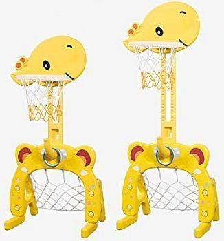 Arkmiido Basketball Hoop Set review