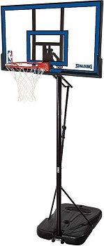 Best 54'' Polycarbonate Basketball System