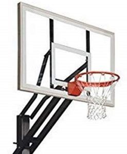 First Team Game Changer In-ground Adjustable Basketball Hoop review