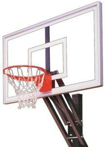First Team OmniSlam Nitro Steel-Glass-HDPE Portable Basketball System review