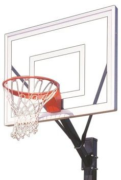 First Team Sport III Fixed Height Basketball Hoop review