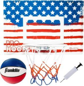 Franklin Over The Door Mini Basketball Hoop