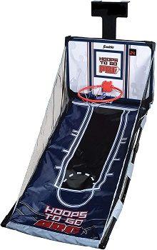 Franklin Sports Hoop To Go Basketball Set