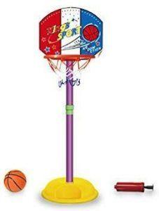 GoBroBrand Toddler Basketball Hoop