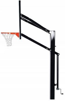 Goalsetter X448 In Ground Adjustable Basketball System review