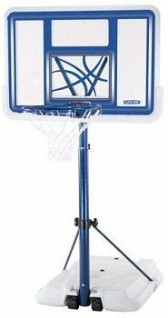 Lifetime 44 Acrylic Pool Side Basketball System