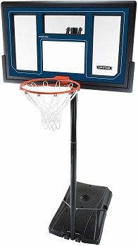 Lifetime Courtside Basketball System