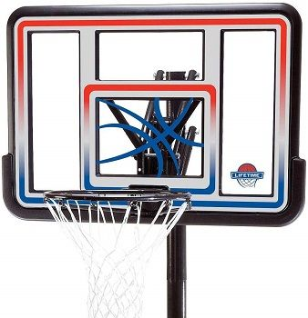 Lifetime In-Ground Basketball Hoop With Backboard review