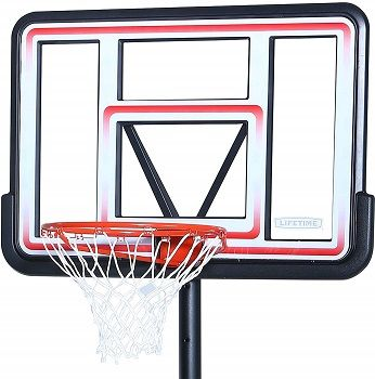 Lifetime Portable Basketball System review