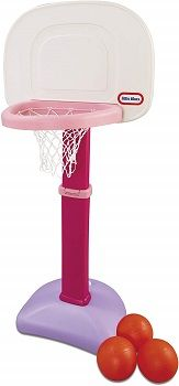 Little Tikes Easy Score Basketball Set, Pink