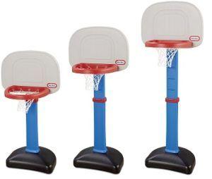 Little Tikes EasyScore Adjustable Basketball Set review