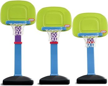 Little Tikes TotSports Basketball Set For Toddlers review