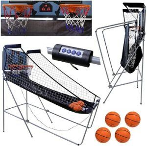 Nova Microdermabrasion Foldable Indoor Basketball Arcade review