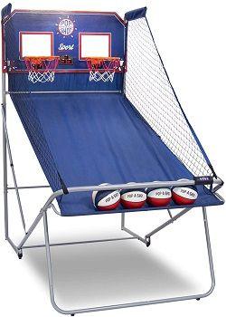 Pop-A-Shot Official Dual Shot Basketball Game