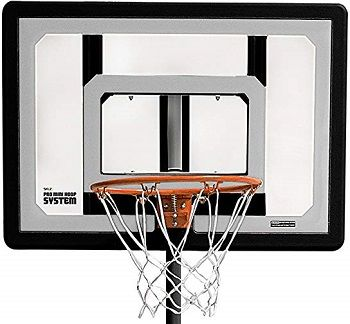 SKLZ Pro Mini Hoop Basketball System with Adjustable Pole review