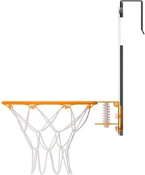 Silverback 18 Over The Door Basketball Hoop review
