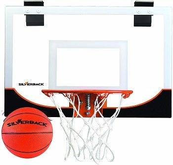 Silverback 18 Over The Door Basketball Hoop