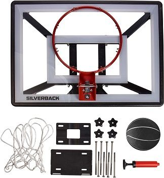 Silverback Junior Youth 33 Basketball Hoop review