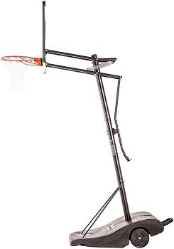 Silverback NXT Portable Height-Adjustable Basketball Hoop review