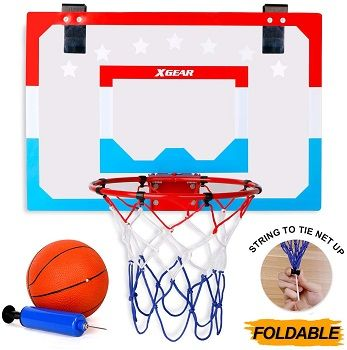 XGEAR Foldable Mini Basketball Hoop