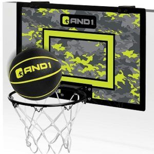 AND1 Over The Door Mini Hoop review