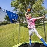 Best 5 Trampoline Basketball Hoops & Goals In 2021 Reviews