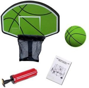 Exacme Trampoline Basketball Hoop review
