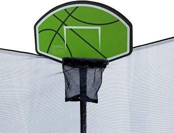Exacme Trampoline Basketball Hoop