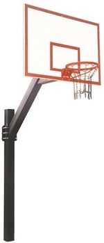 First Team In-ground Basketball Hoop