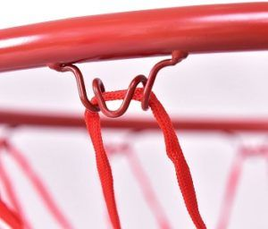 Full-Sized Solid Steel Professional Basketball Rim review