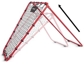 GoSports Basketball Rebounder With Adjustable Frame review