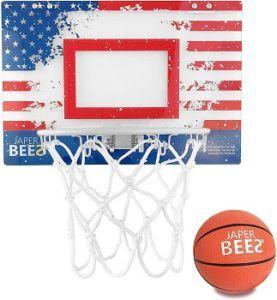 JAPER BEES Mini Pro Wall Mount Basketball Hoop