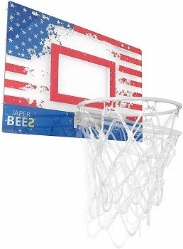 JAPER BEES Mini Pro Wall Mount Basketball Hoop review