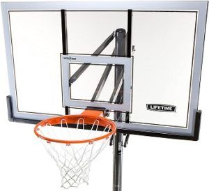 Lifetime Competition XL Portable Basketball System review