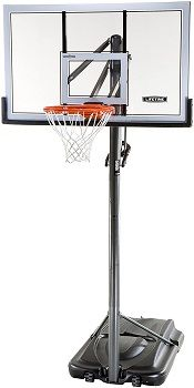 Lifetime Competition XL Portable Basketball System