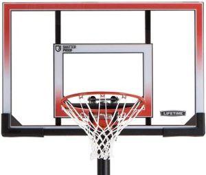 Lifetime Shatterproof Portable Basketball Hoop review