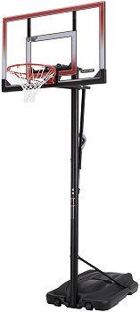 Lifetime Shatterproof Portable Basketball Hoop