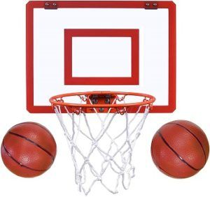 Long Game Indoor Mini Basketball Hoop