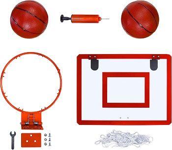 Long Game Indoor Mini Basketball Hoop review