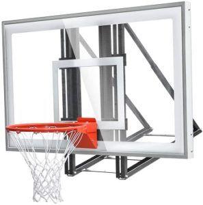 PROGOAL Basketball Hoop Roof Mount Garage