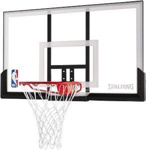 Spalding Acrylic Basketball Backboard & Rim