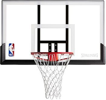 Spalding Acrylic Basketball Backboard & Rim review