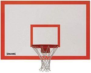 Spalding Fiberglass Backboard Basketball Hoop