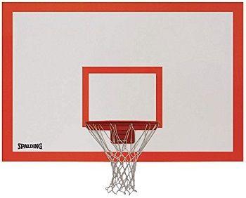 Spalding Fiberglass Wall-mount Basketball Hoop